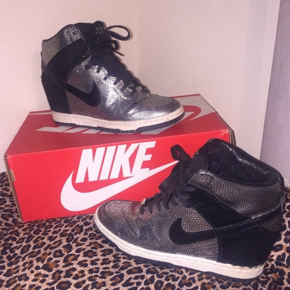 finest selection a5bdd 41984 Rare Nike dunk sky high. M56666da04225be3f3e007dda