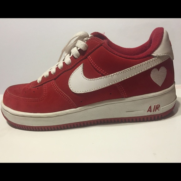 Nike Shoes Air Force One Womens Valentines Day Edition Poshmark