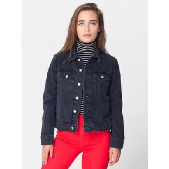 Men's American Apparel Jackets Los Angeles-based label American Apparel specializes in collections of basic, solid color closet essentials for both men and women. Founded in Montreal in , the brand started out as a knitwear retailer before expanding to include .