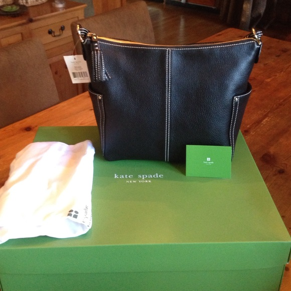 7ef169a187 Vintage Kate Spade Leather Bag