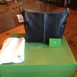 SALE!! Vintage Kate Spade Leather Bag