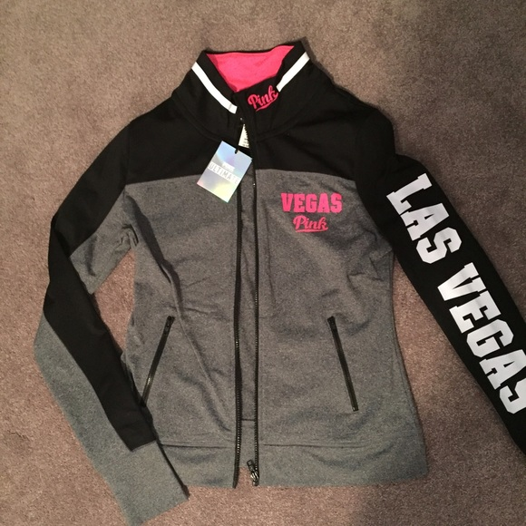 32% off PINK Victoria's Secret Jackets & Blazers - 💥VS Pink ...
