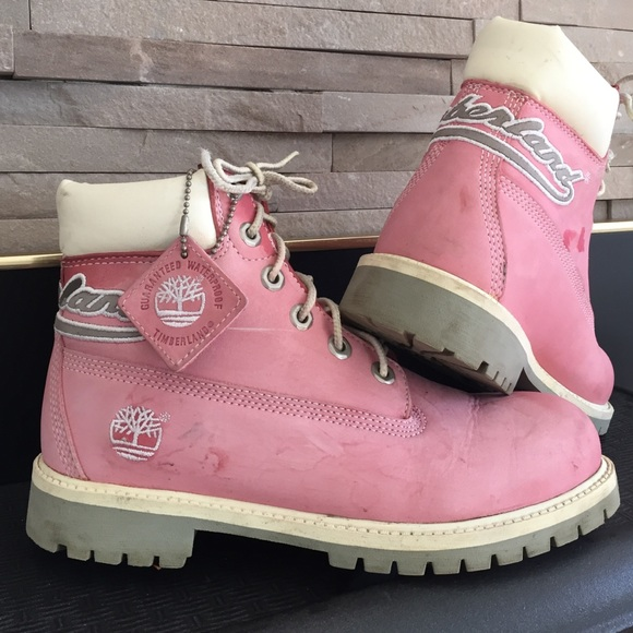 Pink Tims! 👛. M 56670f1eafcd0e402702375a b7cfb7913
