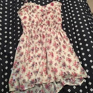 Floral Sundress- Size Small