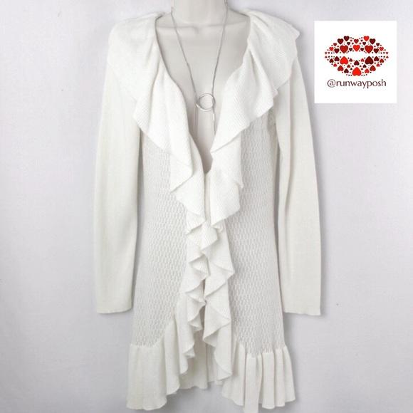 49b5d5839919 M_569f2a6f13302acba80829b0. Other Sweaters you may like. White House Black  Market Long Sleeve Sweater