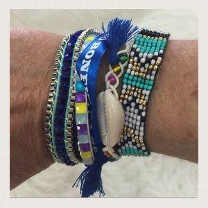 🆕 Listing Hipanema Fluoblue Bracelet