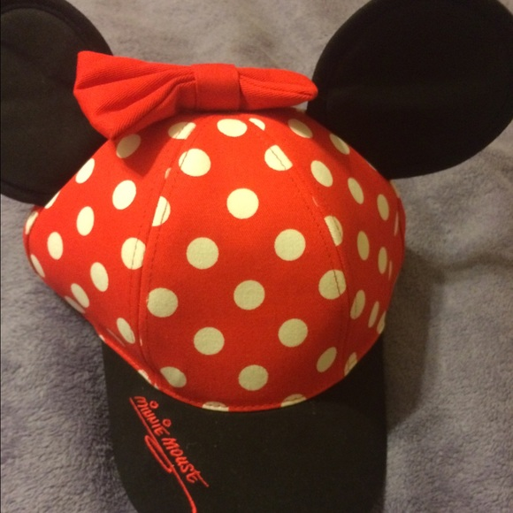 disneyland 60th anniversary baseball hat accessories ears cap paris
