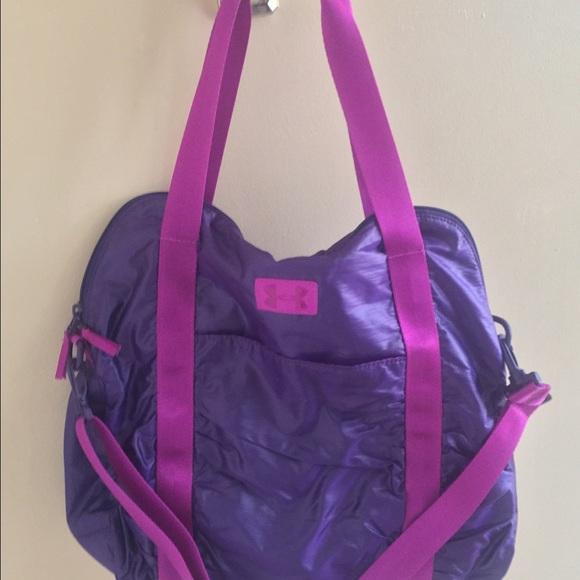Ua Womens Duffle Workout Bag