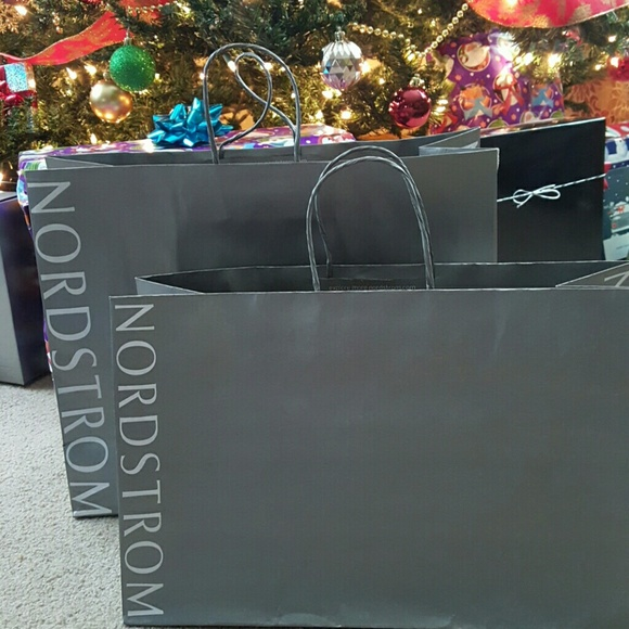 Nordstrom Shopping Bags 3