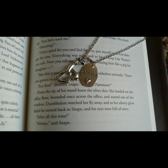 jewelry harry potter snape necklace poshmark