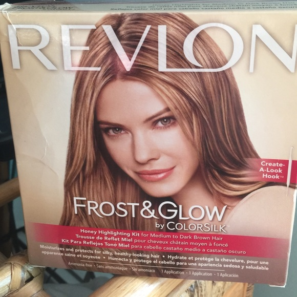 Revlon Makeup New Frost Glow Colorsilk Highlighting Kit Poshmark