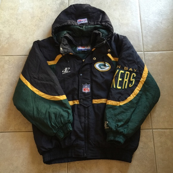Logo Athletic Other - Vintage Green Bay Packers Jacket b7f56b192