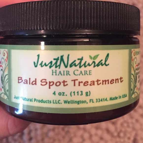 Just Natutal Hair Care Other Just Natural Bald Spot Treatment