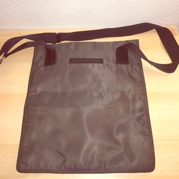 a0e963b576b3 Armani exchange bags satchel bag poshmark jpg 580x580 Armani exchange  satchel