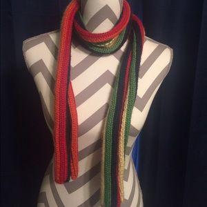 Accessories - Striped scarf