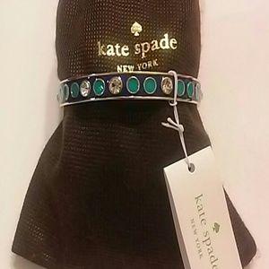 Kate Spade Idiom Bangle. EmprblTrq