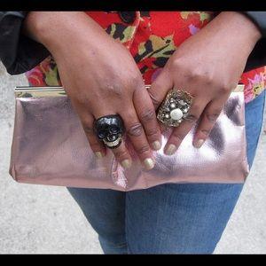Handbags - Rose Very Hollywood Michael Kors Clutch