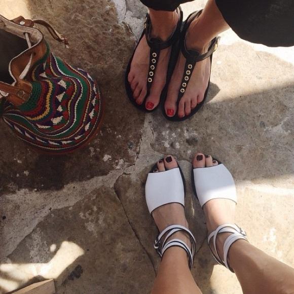 raye shoes | the label savannah flat | poshmark