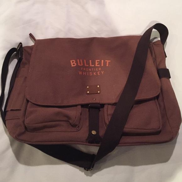 06390d51a61c Handbags - New Bulleit Bourbon Messenger Bag