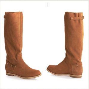 🎁REEF High Desert Suede Boots-tan/brown