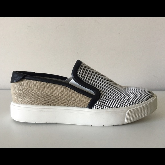 Bram Mesh Slip On Fashion Sneakers Size