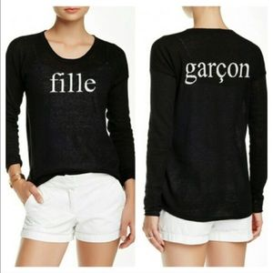 Sweaters - B&W Fille Garçon Sweater