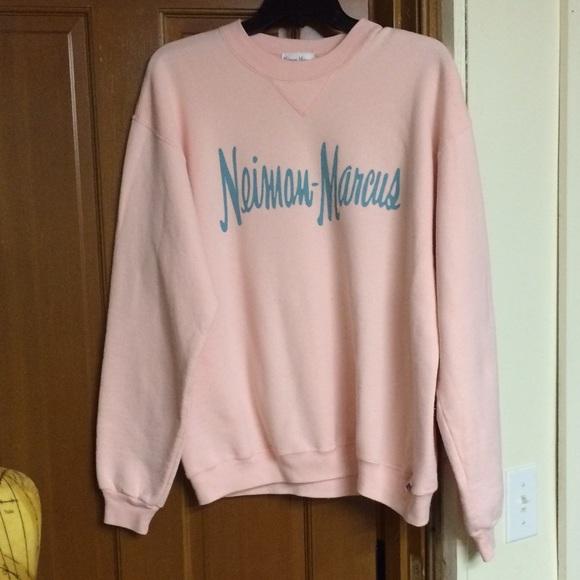 Vintage Pastel Neiman Marcus Sweatshirt
