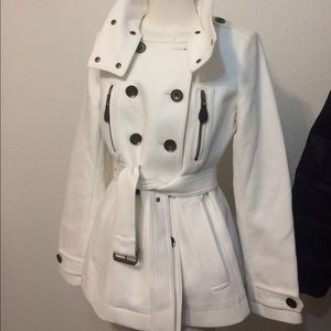 Burberry authentic double breasted jacket