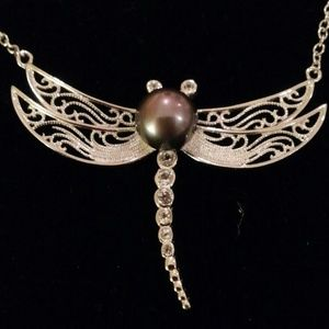 Jewelry - Dragonfly Necklace