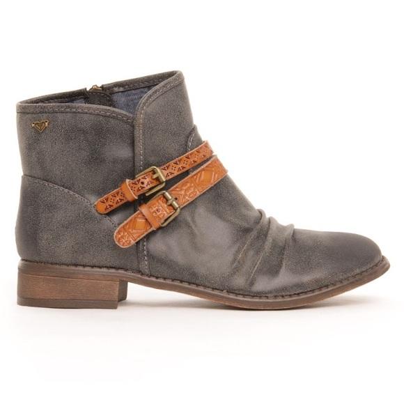 Roxy Womens Black Boot Boots Morrison