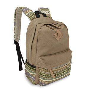 Handbags - NWT Canvas Backpack