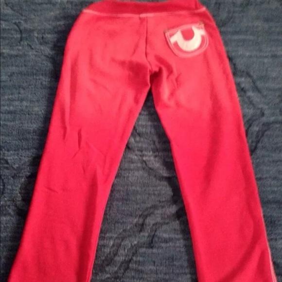 Women True Religion Jogging Pants Size Small. M 5667ce1d7e7ef62560029deb 52f43c875786