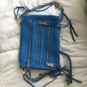 Rebecca Minkoff zipper mini Mac