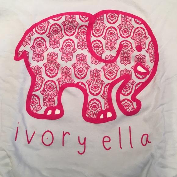 dd2f57542dee9 Ivory Ella NWT long sleeve blue with pink print