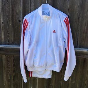 adidas Jackets \u0026 Coats | Adidas White