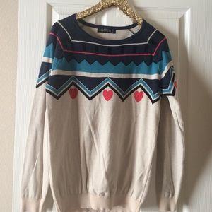 Sugarhill Boutique Sweaters - Sugarhill Boutique fair isle sweater