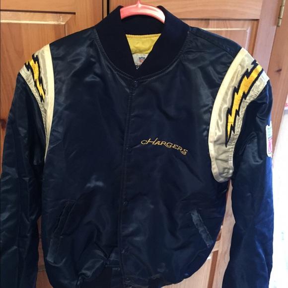 pretty nice d1d25 d6434 Chargers NFL Pro-line Vintage Jacket