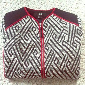 H&M jacket.