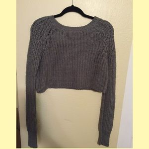 Urban Outfitters Sweaters Crop Sweater Poshmark