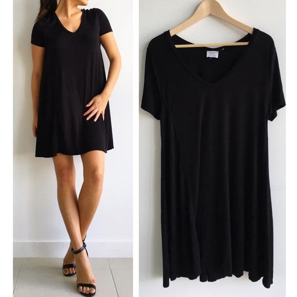 ad985386 Zara BabyDoll T-Shirt Dress