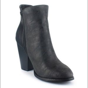Brand New Black Booties! ALL SIZES AVAILABLE
