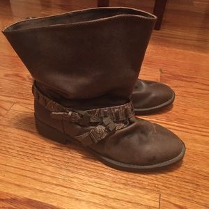 Baby phat brown boot