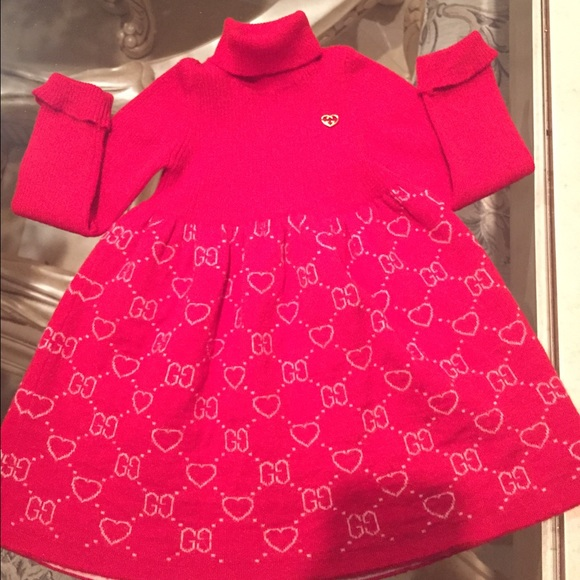 3f7a88e80 Gucci Dresses | Baby Girl Dress | Poshmark