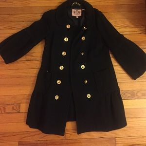 Wool Juicy Couture dress coat