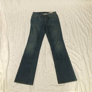 GAP Denim - GAP boot cut jeans