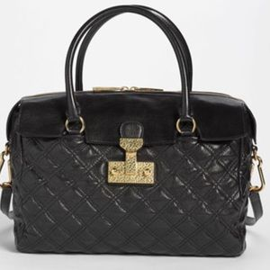 MARC Jacobs Leather Satchel Bag
