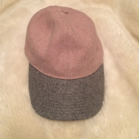 J. Crew Accessories - J.Crew wool baseball cap hat. Worn once.