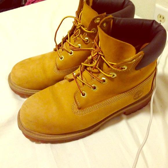 Timberland Støvler Størrelse 5,5 Ungdom