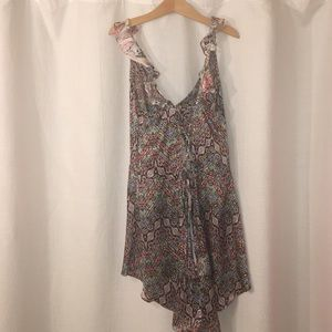 7ad64a1e22e Victoria s Secret Intimates   Sleepwear - Victoria Secret 100% silk  designer romper