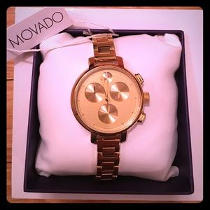 Ladies Movado Bold Watch